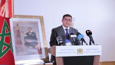 Photo of مجلس الحكومة يصادق على مشروع مرسوم يتعلق بالبطاقة الوطنية للتعريف الإلكترونية