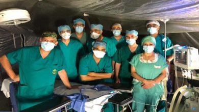 Photo of المستشفى المغربي ببيروت: عمليات جراحية نوعية ناجحة تحت إشراف الطاقم الطبي العسكري