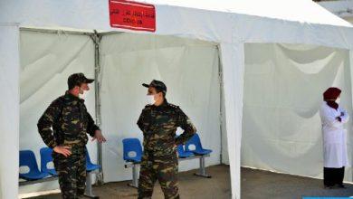 Photo of تجهيز مركز استشفائي ميداني بفاس لمواجهة الارتفاع الحاد في حالات الإصابة بكورونا