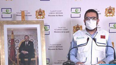Photo of كوفيد-19: النقاط الرئيسية في تصريح وزارة الصحة حول الحالة الوبائية خلال ال24 ساعة الماضية