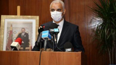 Photo of كوفيد 19: وزير الصحة يعلن عن تفاصيل الدعم اللوجستيكي المهم جدا لفائدة الدار البيضاء