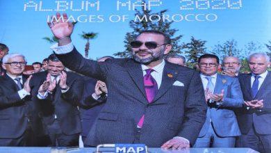 "Photo of صدور ""ألبوم وكالة المغرب العربي للأنباء 2020، صور من المغرب"""