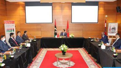 Photo of الحوار الليبي: رسالة تقدير لجلالة الملك من الوزير الأول لكومنويلث دومينيكا