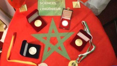 "Photo of تتويج المدرسة المغربية لعلوم المهندس بالجائزة الكبرى وب4 ميداليات ذهبية بالمعرض الدولي ""أسبوع الابتكار في إفريقيا 2020"""