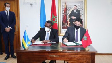 Photo of المغرب ورواندا يوقعان على اتفاقيتين للتعاون الثنائي