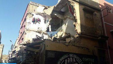 Photo of الدار البيضاء: انهيار جزئي لمنزلين آيلين للسقوط دون وقوع إصابات بشرية