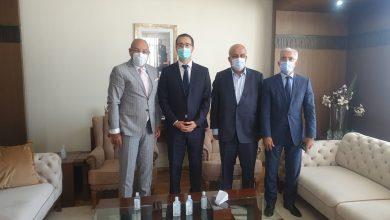 Photo of لقاء هام يجمع وفدا عن الفيدرالية المغربية لناشري الصحف بالوزير المكلف بالاتصال