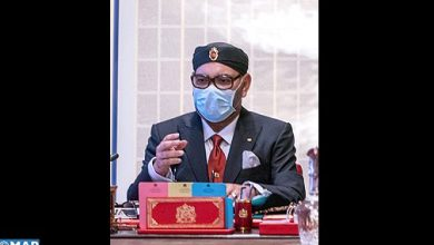 Photo of الملك محمد السادس يستفسر وزير الصحة حول التقدم الذي وصل إليه اللقاح الصيني ضد فيروس كورونا