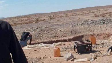 Photo of فيديو: الجيش الجزائري يحرق صحراويين من مخيمات تندوف