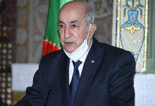 """Photo of نقل الرئيس الجزائري عبد المجيد تبون إلى ألمانيا لإجراء """"فحوص طبية معمقة"""""""