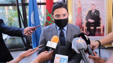 Photo of بوريطة: المغرب يعتبر مرجعا في مجال السلم والاستقرار بإفريقيا