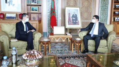 Photo of بوريطة يتباحث مع وزير الداخلية الفرنسية