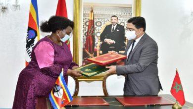 Photo of المغرب وإسواتيني يعززان تعاونهما في مجالي الصناعة والصحة