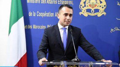 Photo of وزير الخارجية الإيطالي يشيد بدينامية الانفتاح والتقدم والتحديث التي يقودها جلالة الملك محمد السادس