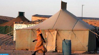 Photo of منتخبو وشيوخ وأعيان قبائل الصحراء المغربية بإقليم طرفاية يشجبون إحداث كيانات معادية للوحدة الترابية