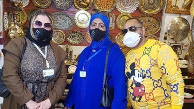Photo of كورونا.. فنانون مغاربة في جولة لدعم السياحة بمدينة فاس – فيديو-