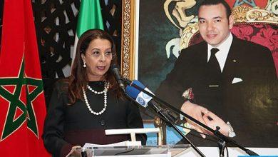 Photo of المملكة المغربية تدين بأشد العبارات أعمال التخريب والعنف التي استهدفت قنصليتها في فالنسيا