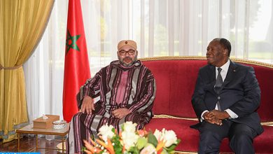 Photo of الكركرات: الرئيس الإيفواري يؤكد لجلالة الملك تضامن بلاده ودعمها الكامل لمبادرات جلالته