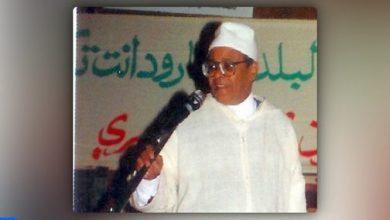 Photo of فنان الملحون أحمد سهوم في ذمة الله