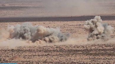 "Photo of القوات المسلحة الملكية ترد على استفزازات عبر إطلاق النيران من طرف مليشيات ""البوليساريو"" على طول الجدار الأمني"