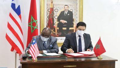 Photo of المغرب-ليبيريا.. توقيع ثلاث اتفاقيات تعاون تغطي عدة مجالات