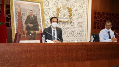 Photo of لجنة المالية بمجلس النواب تصادق على الجزء الأول من مشروع قانون المالية لسنة 2021