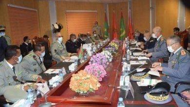 Photo of نواكشوط: انعقاد الاجتماع الثاني للجنة العسكرية المشتركة الموريتانية-المغربية