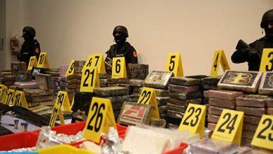 Photo of طنجة بالصور: إجهاض محاولة لتهريب 35 كلغ من الكوكايين الخام بتعاون مع مكتب مكافحة المخدرات بالولايات المتحدة