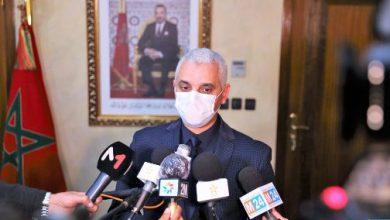Photo of نداء وزير الصحة إلى المغاربة في أفق حملة التلقيح الوطنية ضد فيروس كورونا