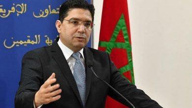 Photo of بوريطة: المغرب ملتزم بوقف إطلاق النار ويحتفظ بحق الرد ضد أي تهديد لأمنه