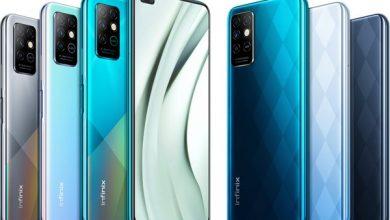 Photo of أنفنيكيس تطرح هاتفين جديدين Note 8 و Note 8i