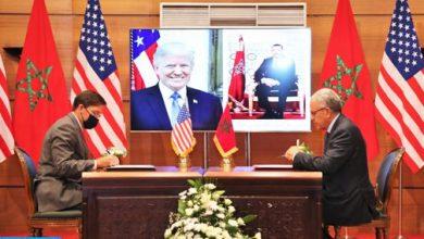 Photo of التعاون العسكري والأمني في صلب التحالف المغربي-الأمريكي