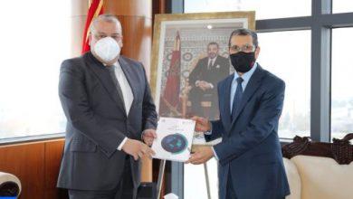 Photo of العثماني ينوه بمجهودات وحدة معالجة المعلومات المالية في مجال مكافحة غسل الأموال وتمويل الإرهاب