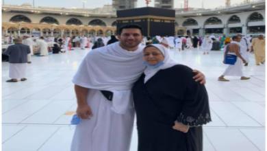 Photo of وفاة والدة الفنان حسن الرداد وهذه ردة زوجته إيمي سمير غانم
