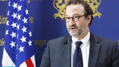Photo of مساعد كاتب الدولة الأمريكي المكلف بشؤون الشرق الأوسط في زيارة إلى العيون