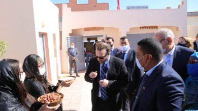 Photo of مساعد كاتب الدولة الأمريكي المكلف بشؤون الشرق الأوسط في زيارة إلى الداخلة