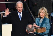 Photo of جو بايدن يصبح الرئيس السادس والأربعين للولايات المتحدة