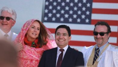 Photo of فيديو: بوريطة وشينكر يزوران مقر القنصلية الأمريكية العامة بالداخلة