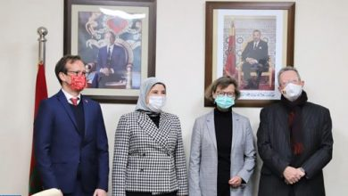Photo of مناهضة العنف ضد النساء: سفيرة الاتحاد الأوروبي في المغرب تشيد بالاستراتيجية الجديدة للمملكة