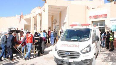 Photo of إقليم طاطا: وفاة شخص وإصابة أزيد من 20 آخرين بجروح في حادثة سير بالجماعة الترابية تزونين