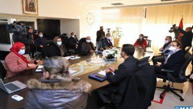 "Photo of كورونا بالمغرب: اجتماع للجنة الوطنية المختصة بالترخيص للقاح ""أسترازينيكا"""