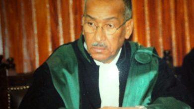 Photo of سطات.. أسرة القضاء تنعي المستشار السابق مصطفى معزوز بمحكمة الاستئناف