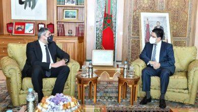 Photo of صور..بوريطة يتباحث مع الأمين العام لمنظمة السياحة العالمية
