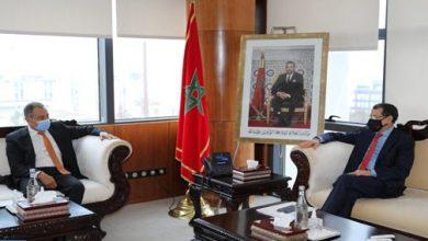 Photo of العثماني يستقبل رئيس المجلس الاقتصادي والاجتماعي والبيئي