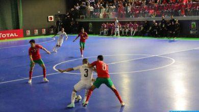 Photo of المنتخب الوطني لكرة القدم داخل القاعة يواجه نظيره الأرجنتيني في مباراتين وديتين