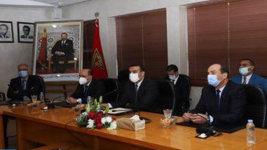 Photo of الدار البيضاء: تنصيب المدير العام الجديد للصندوق الوطني للضمان الاجتماعي