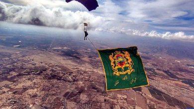 Photo of أنس البقالي: بطل استثنائي في خدمة التسويق لوجهة المغرب السياحية عبر رياضة القفز بالمظلات