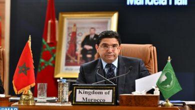 Photo of بوريطة: المغرب يعتبر أن تجديد هياكل الاتحاد الإفريقي يسير في الاتجاه الصحيح