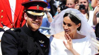 Photo of الأمير هاري وميغان ماركل يتخليان عن شعارهما الملكي