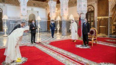 Photo of الملك يعين الأعضاء الخمسة المخول له دستوريا تعيينهم بالمجلس الأعلى للسلطة القضائية